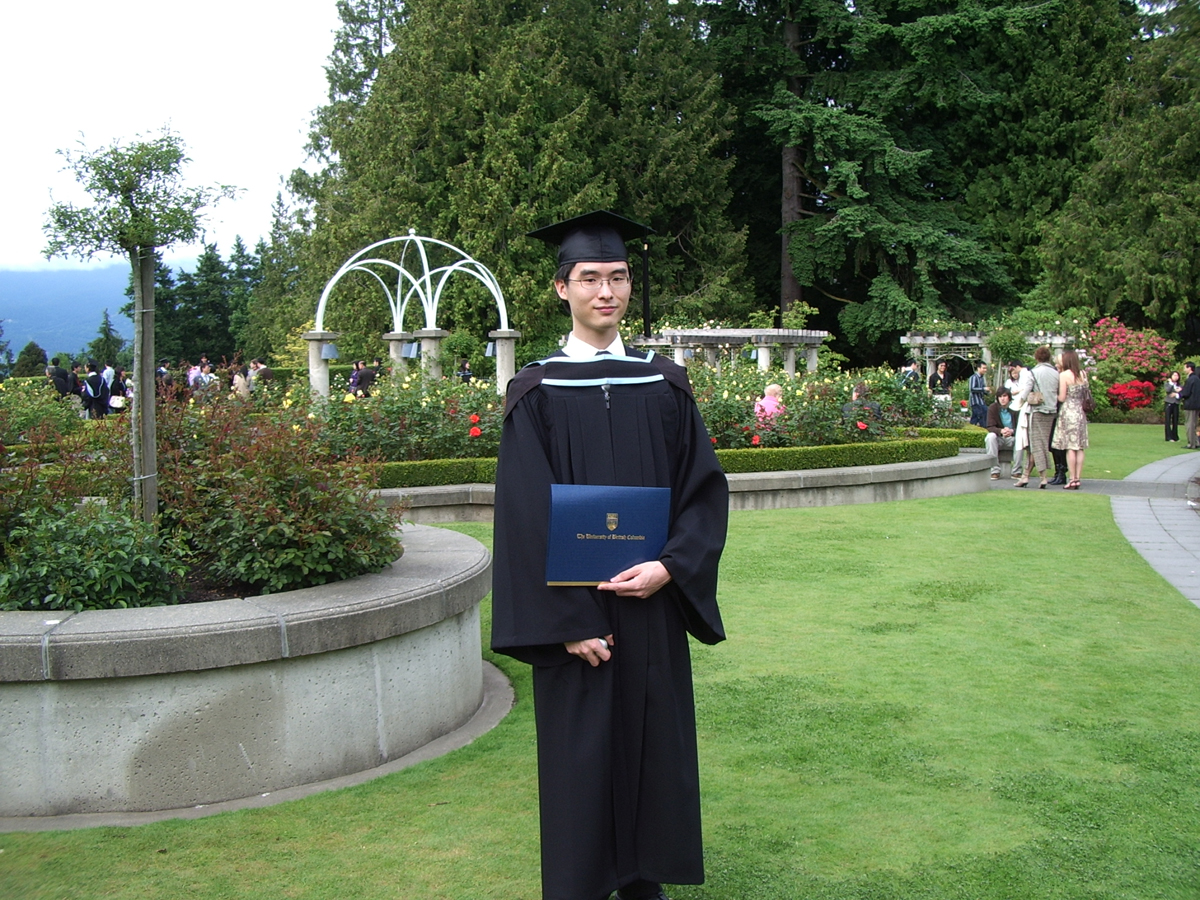 Label Ubc Graduate